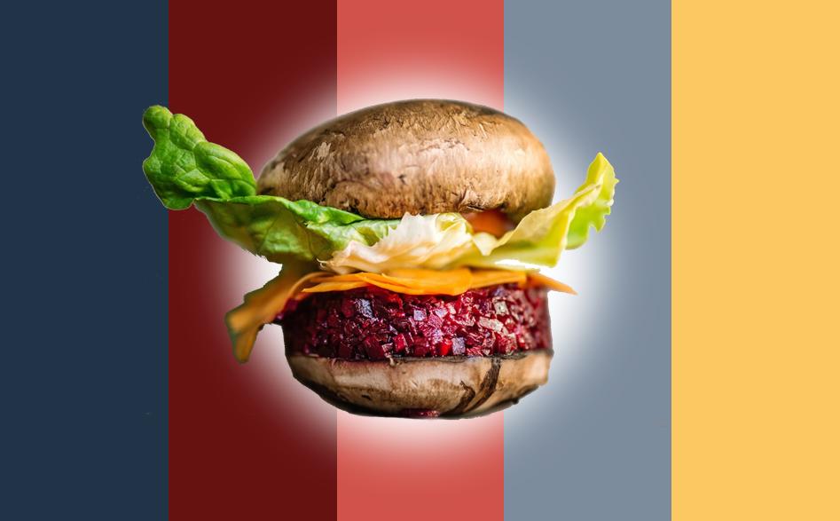 Présenter la nouvelle transition alimentaire à travers la créativité qui découle du nouvel art culinaire brillant